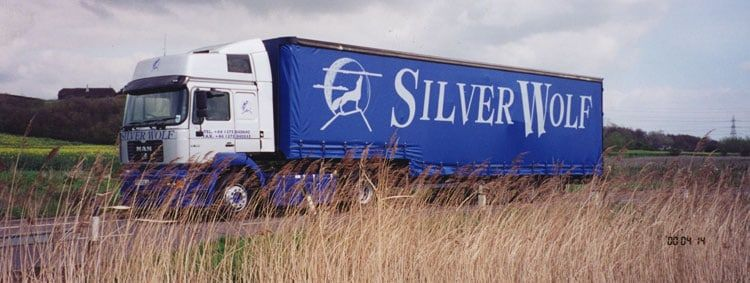 Silver Wolf Transport Uk - Lorry